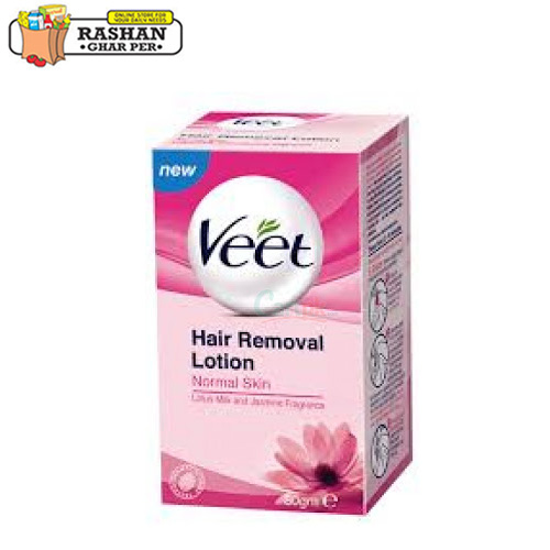 Veet Hair Removal Lotion Normal Skin 80gm Your Ultimate Store